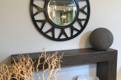 Lexington show room mirror