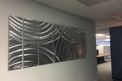 7-part metal art